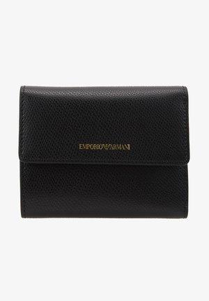 FRIDA SAFFIANO TRIFOLD - Wallet - nero
