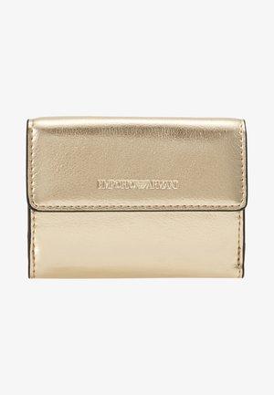 CAPSULE HOLIDAY MINI WALLET - Geldbörse - gold