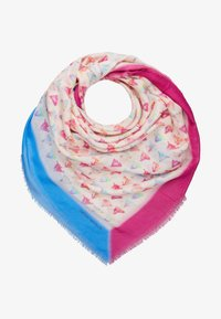 Emporio Armani - FOULARD WATERCOLOUR EAGLE - Foulard - multicolor - 1