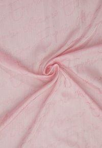 Emporio Armani - STOLE SIGNITURE - Écharpe - pop pink - 2