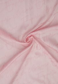 Emporio Armani - STOLE SIGNITURE - Scarf - pop pink - 1