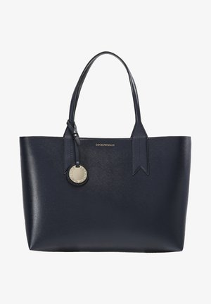 SHOPPING BAG BIG - Handtas - dark blue