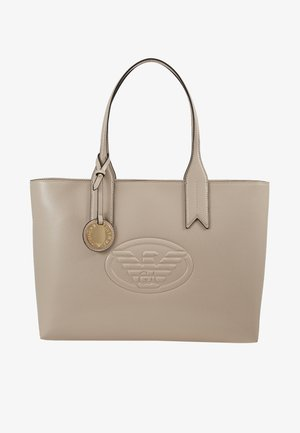 FRIDA ZIP EAGLE - Handtas - taupe