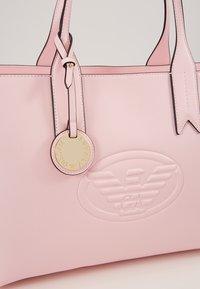 Emporio Armani - FRIDA ZIP EAGLE - Bolso de mano - rosa baby - 2