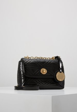 LINDA SHOULDER BAG - Borsa a tracolla - nero