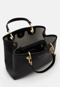 Emporio Armani - MYEA BAG - Handbag - nero/silver - 2