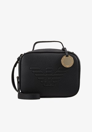 ROBERTA EAGLE VANITY - Across body bag - nero