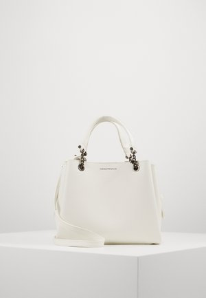 ANNIE - Handbag - antique/bianc