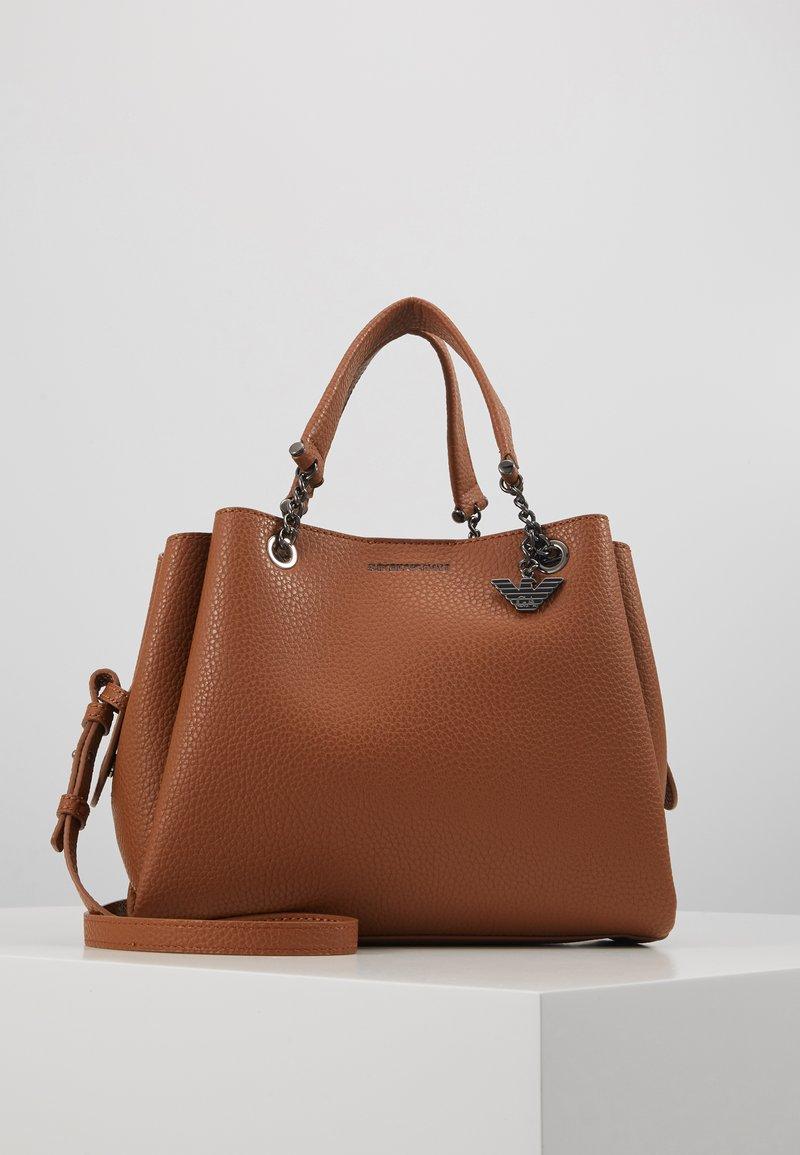 Emporio Armani - ANNIE SET - Handbag - cuoio