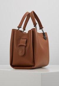 Emporio Armani - ANNIE SET - Handbag - cuoio - 4