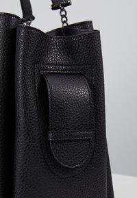 Emporio Armani - ANNIE TOTE BAG - Handbag - nero - 6