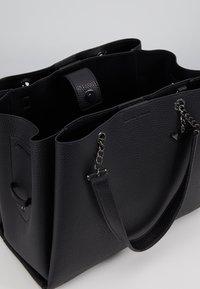Emporio Armani - ANNIE TOTE BAG - Handbag - nero - 5