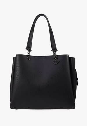 ANNIE TOTE BAG - Handbag - nero