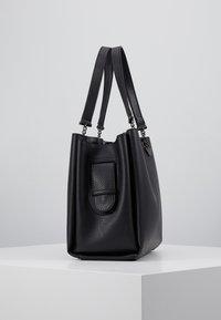 Emporio Armani - ANNIE TOTE BAG - Handbag - nero - 3