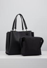 Emporio Armani - ANNIE TOTE BAG - Handbag - nero - 4