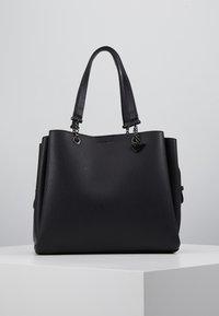 Emporio Armani - ANNIE TOTE BAG - Handbag - nero - 0