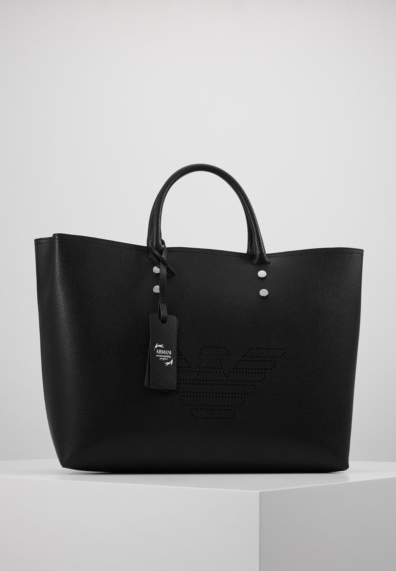 Emporio Armani - GRENETTE SHOPPER - Bolso shopping - nero