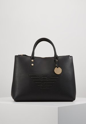 ROBERTA EAGLE TOTE - Handbag - nero