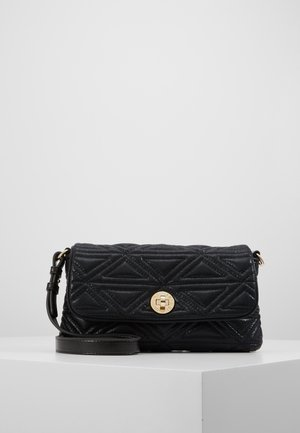 CAPSULE HOLIDAY QUILT - Clutch - nero