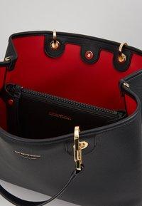 Emporio Armani - MY BAG  - Shopping bag - nero/rosso - 5