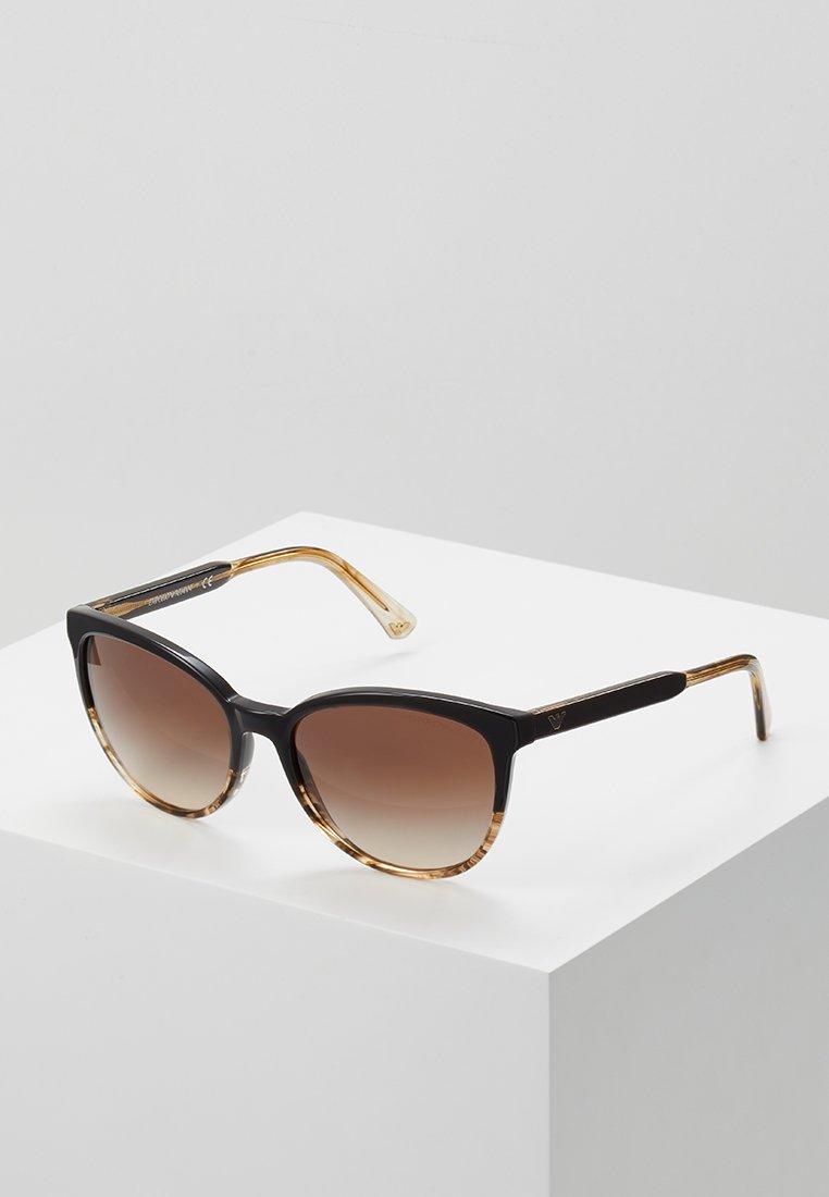 Emporio Armani - Solglasögon - brown/beige
