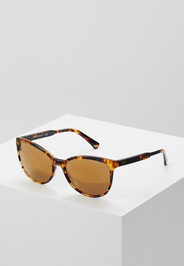 Sonnenbrille - blonde havana