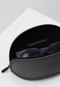 Emporio Armani - Sunglasses - trilayer crystal blue - 2