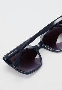Emporio Armani - Sunglasses - trilayer crystal blue - 4