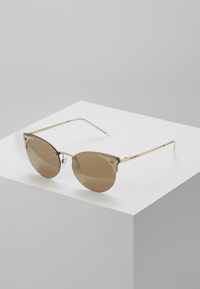 Emporio Armani - Sonnenbrille - light gold