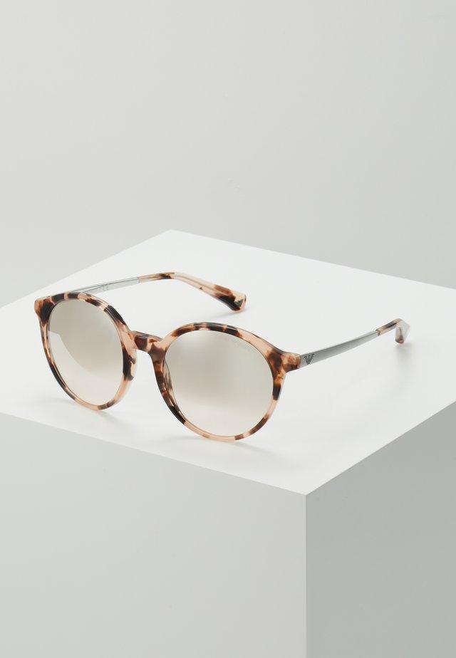 Solbriller - pink havana
