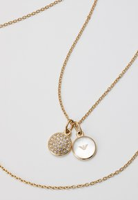 Emporio Armani - Necklace - gold-coloured - 4