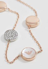 Emporio Armani - Armband - roségold-coloured - 4