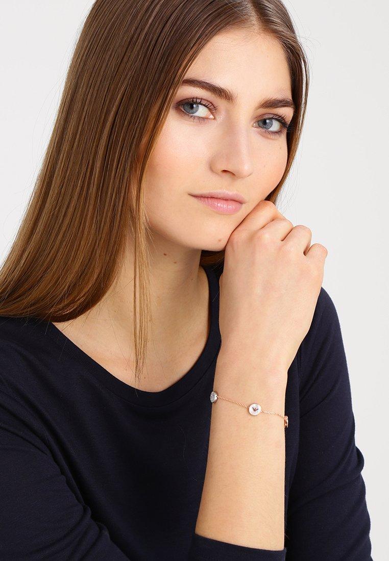 Emporio Armani - Armband - roségold-coloured
