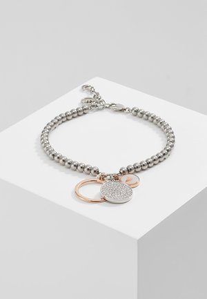 Armband - silver-coloured/rose gold-coloured