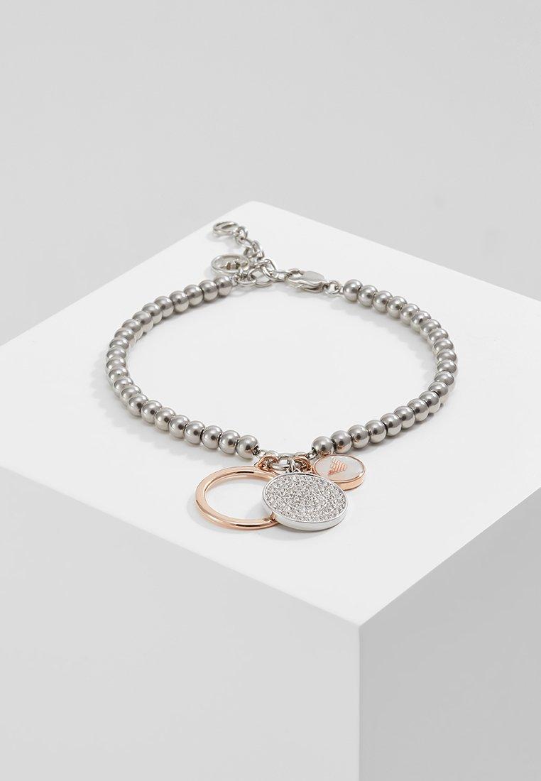 Emporio Armani - Rannekoru - silver-coloured/rose gold-coloured