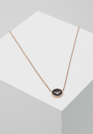 Collier - rosegold-coloured