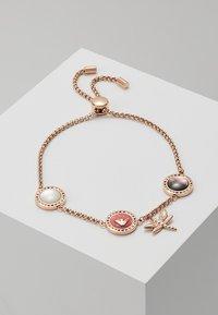 Emporio Armani - Bracelet - roségold-coloured - 0