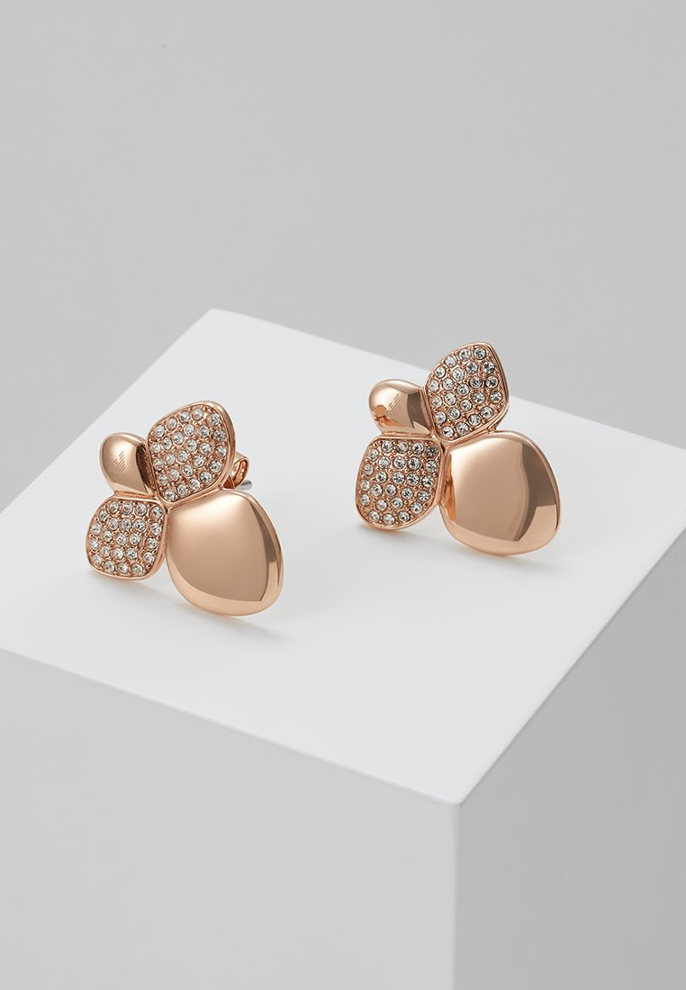 Emporio Armani - Pendientes - roségold-coloured