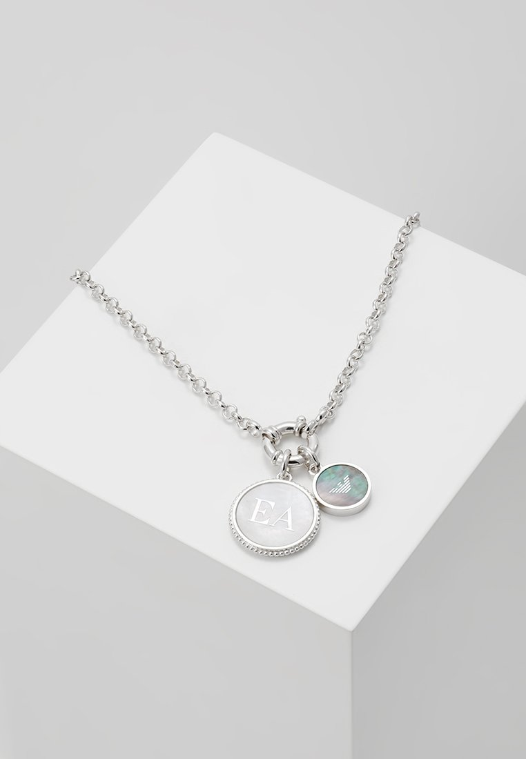 Emporio Armani - Collar - silver-coloured