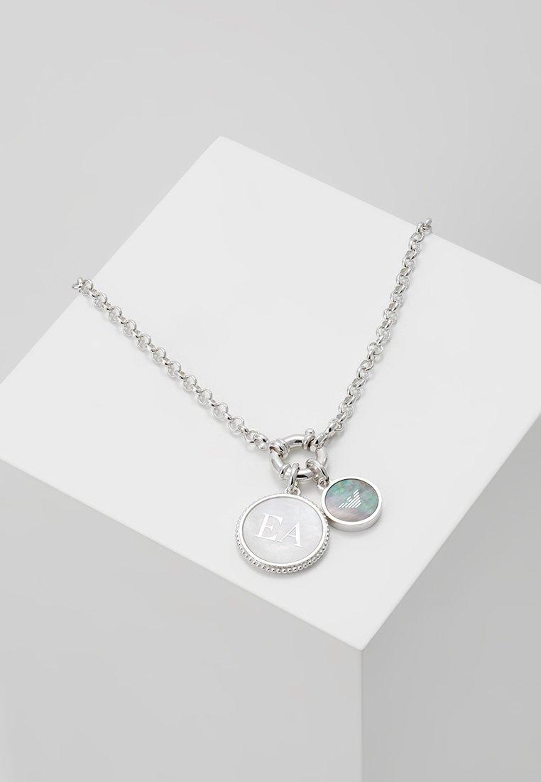 Emporio Armani - Halskette - silver-coloured