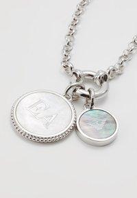 Emporio Armani - Collier - silver-coloured - 4