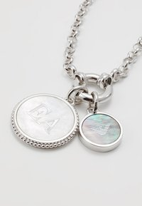 Emporio Armani - Collar - silver-coloured - 4
