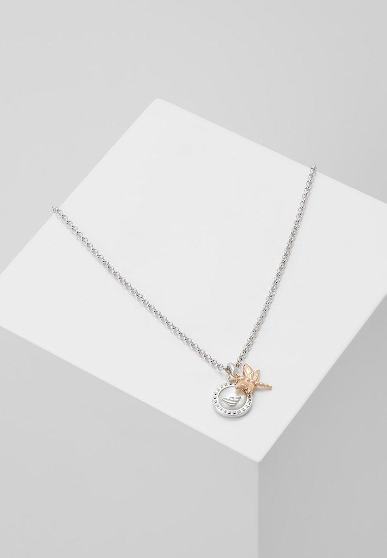 Emporio Armani - Náhrdelník - silver-coloured