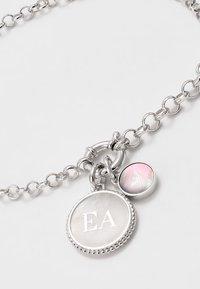 Emporio Armani - Náramek - silver-coloured - 4