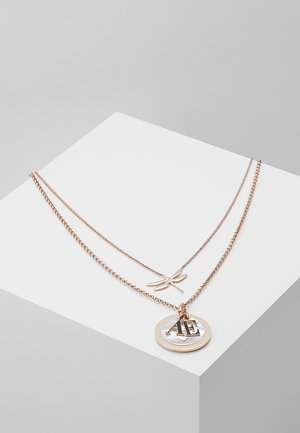 2 PACK - Collana - roségold-coloured