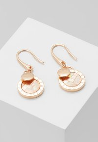 Emporio Armani - Earrings - roségold-coloured - 0
