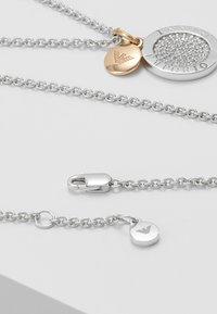 Emporio Armani - Náhrdelník - roségold-coloured/silver-coloured - 2