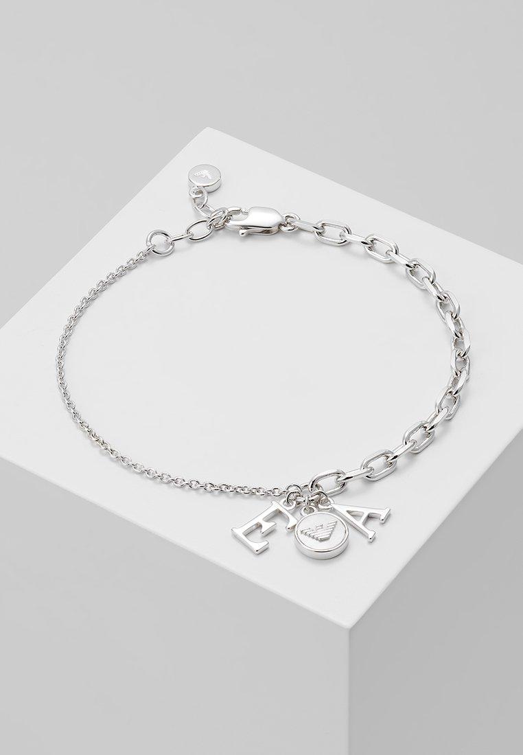 Emporio Armani - Náramek - silver-coloured