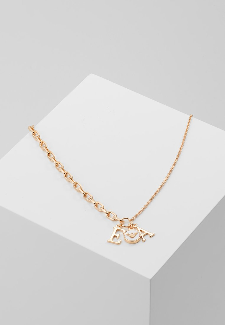 Emporio Armani - Necklace - roségold-coloured