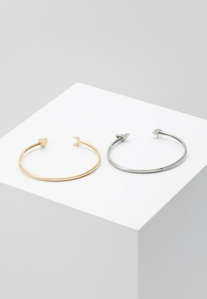 2 PACK - Bracelet - rose gold-coloured